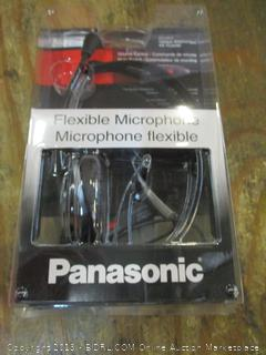 Panasonic Flexible Microphone