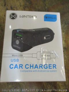 Wintekd USB Car Charger