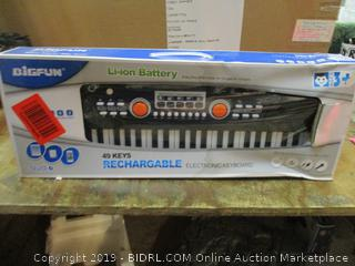 49 Keys rechargeable Electronic Keyboard
