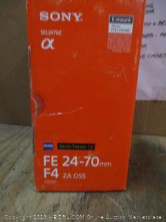 Sony 35mm Full-frame