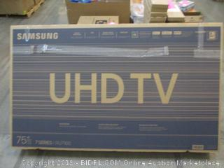"""Samsung UHD TV 75"""" See Pictures"""