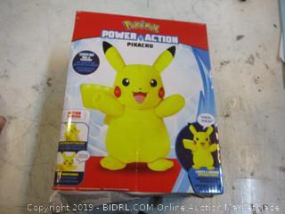 Pokemon Power Action