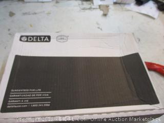 Delta tub/Shower Accessories see pictures