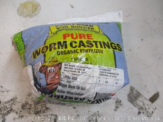 Worm Casting Organic Fertilizer