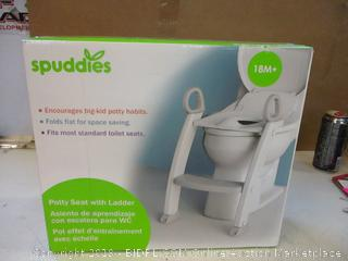 Spuddies Potty Seat with Ladder
