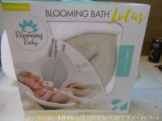 Blooming Bath Lotus