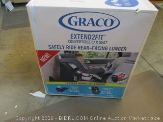 Graco  Convertible Car Seat
