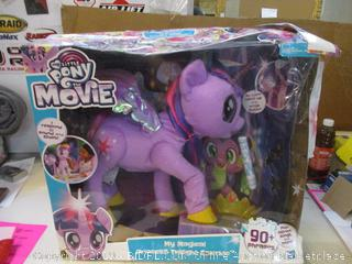 My Little Pony MyMagical Princess Twilight Sparide
