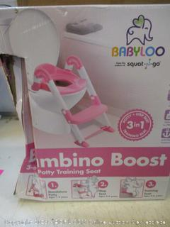 Bambino boost Potty Training Seat