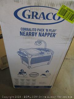 Graco Pack n Play Playard  Nearby Napper