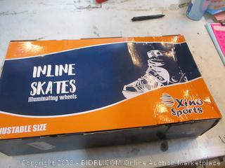 Inline Skates Adjustable Size