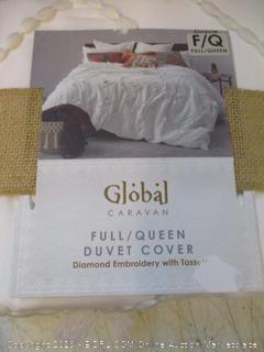 F/Q Duvet Cover