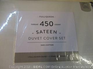 /Q Duvet Cover Bedding