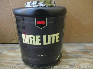 MRE Lite dented