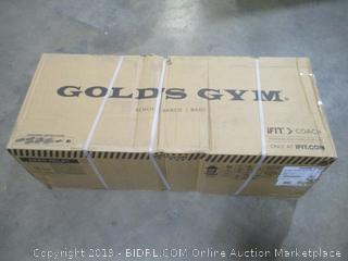 Gold's Gym XRS 20 Bench
