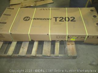 Horizon Fitness Horizon T202 Advanced Running Treadmill