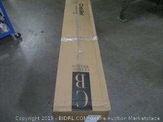 "Classic Brands Cool Gel 10.5"" Gel Foam Mattress, King"