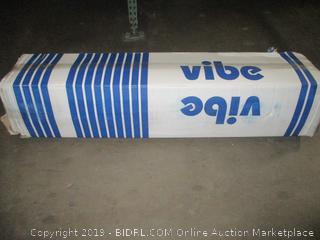 Vibe 12 Inch Gel Memory Foam Mattress, Cal King
