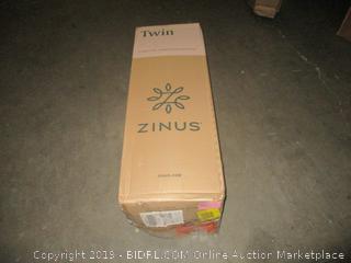 Zinus Ultima Comfort Memory Foam 8 Inch Mattress, Twin (Retail $130.00)