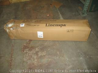 "Linenspa 8"" Spring and Memory Foam Hybrid Mattress, Queen"
