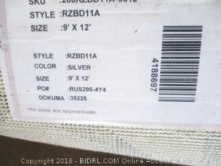 Bodrum 9x12 Area Rug