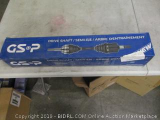 GS-P drive Shaft