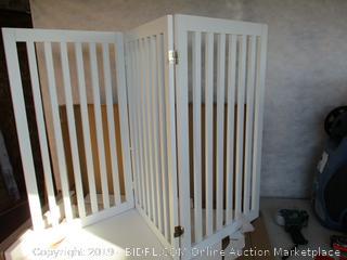 3 Panel Pet Gate