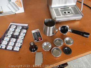 BREVILLE Duo Temp Pro Espresso Machine (Retail $400)