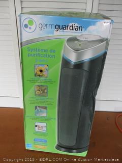 Germ Guardian True HEPA Filter Air Purifier (Powers on)