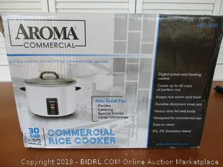 Aroma Housewares Commercial Rice Cooker