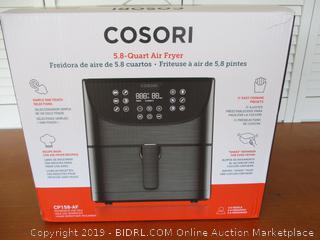 COSORI Air Fryer, MAX XL 5.8-Quart (Retail $140)