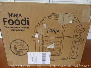 Ninja OP401 Foodi 8-Quart Pressure, Steamer, Air Fryer All-in-One Multi-Cooker (Retail $315)