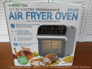 GoWISE USA GW44800-O Deluxe 12.7-Quarts 15-in-1 Electric Air Fryer Oven w/Rotisserie and Dehydrator (Retail $160)