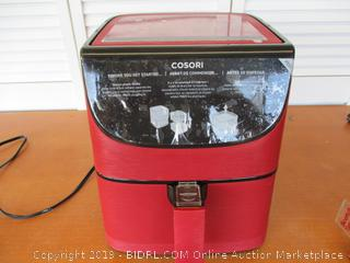 COSORI Air Fryer 3.7QT Electric Hot Air Fryers Oven Oilless Cooker (Retail $130)