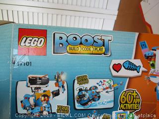 LEGO Boost Creative Toolbox 17101 (Retail $160)