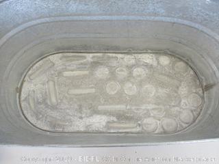 Behrens 16-Gallon Oval Steel Tub