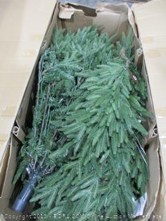 12' Pre-Lit Fraser Fir Full Tree