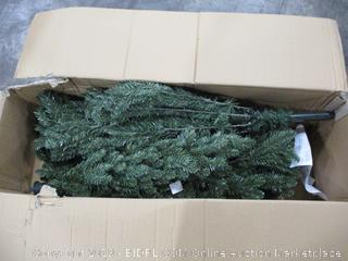 7.5' 936 Tips Slim Christmas Tree