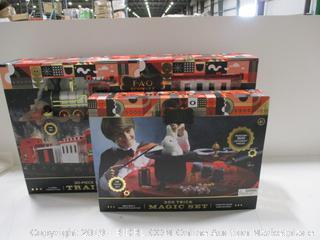 FAO Schwarz 300 Trick Magic Set