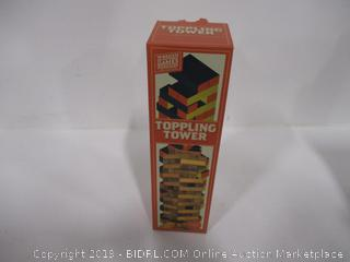Toppling Tower Game