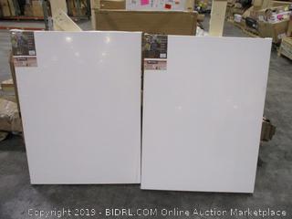 """Masterpiece Artist Canvas 33""""x44"""""""