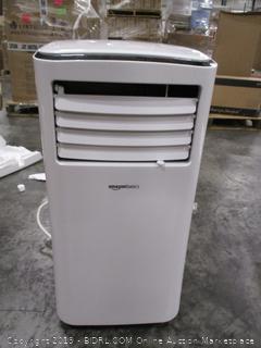 Portable Air Conditioner Cools 400 Square Feet, 10,000 BTU
