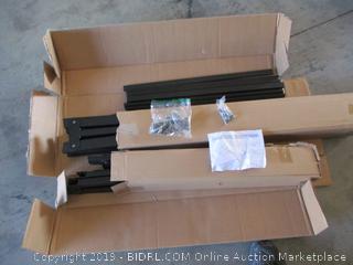 """HaaGeep 14"""" Platform Steel Bed Frame"""