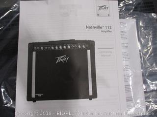 Peavy Nashville 112 Amplifier