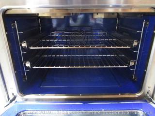 "Thor 30"" Stainless Steel TKG3001U Professional Gas Range (retail $2000)"