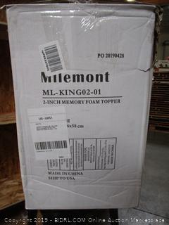 Milemont Memory foam