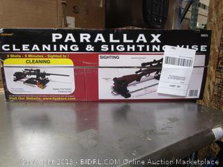 Parallax Cleaning And Sighting  Vise