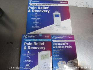 I Reliev Pain Relief And Recovery