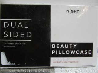 Dual Sided Beauty Pillow Case