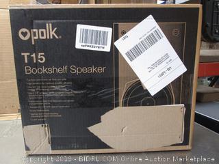 Polk Bookshelf Speaker